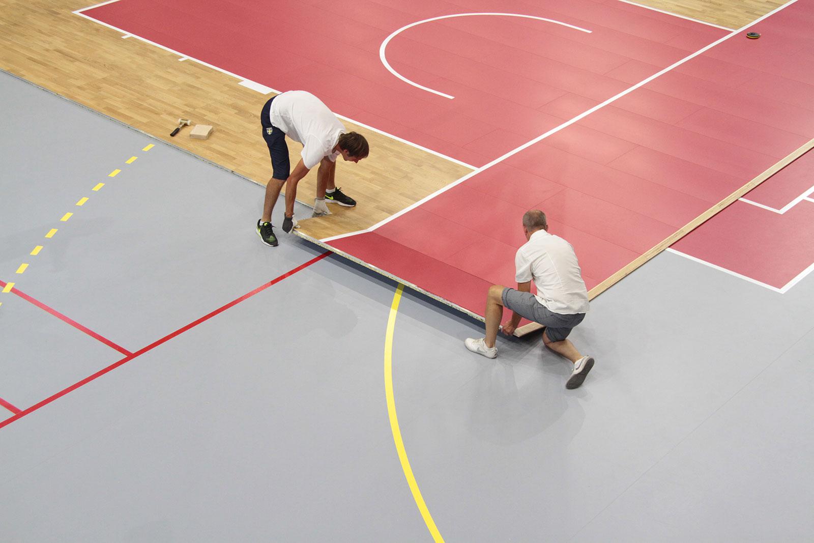 Sport hall Visborg