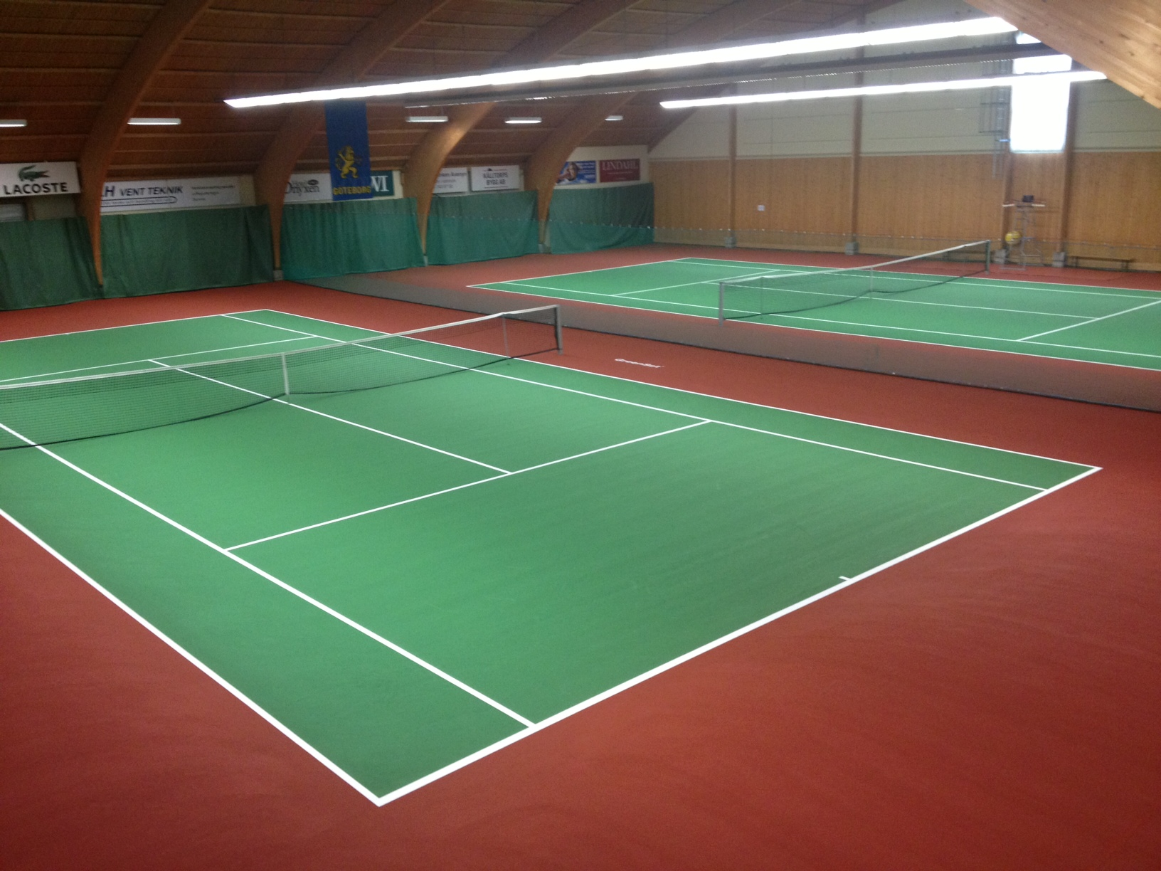 greenset tennis surface unisport