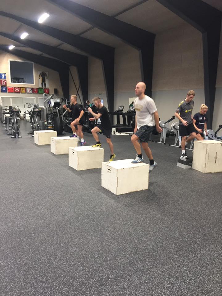 indoor arena fitness center protreatment danmark unisport