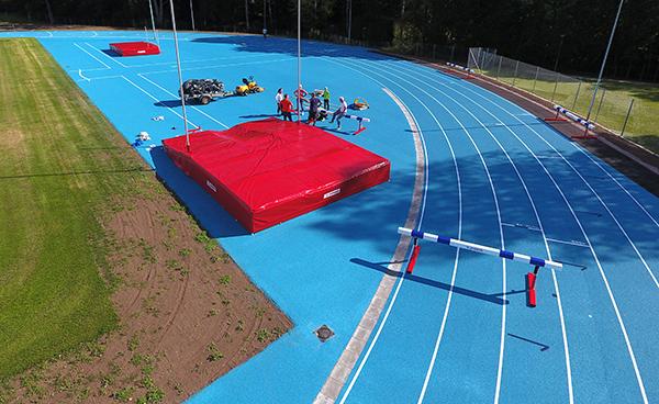 Unisport Atletikbane