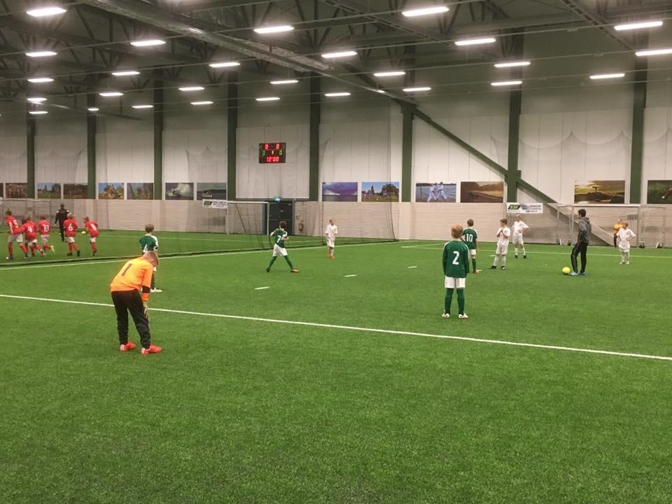 konsgräs inomhushall sparbankshallen bromölla unisport