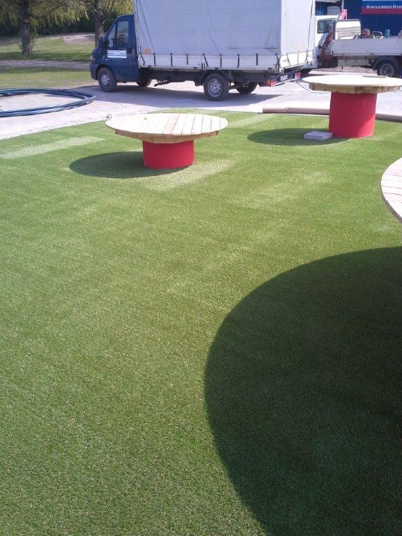 kunstgress landscaping fellesområder park unisport