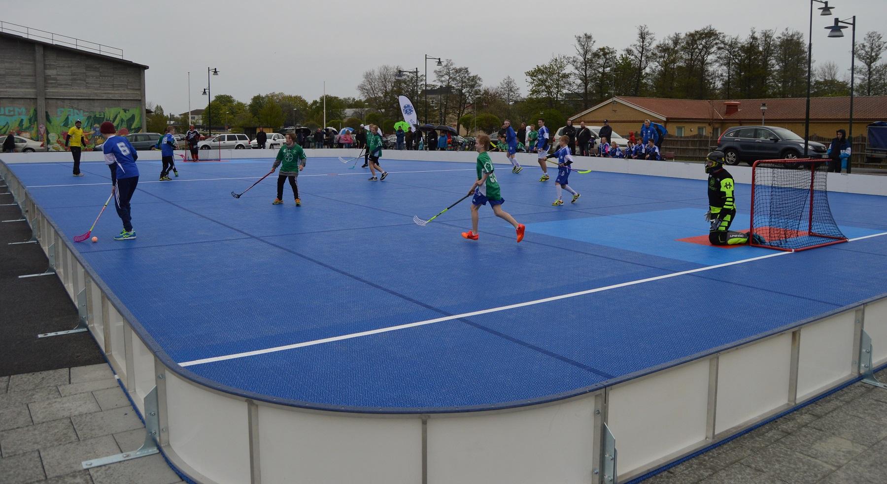 multisportarena bromölla idrottspark unisport