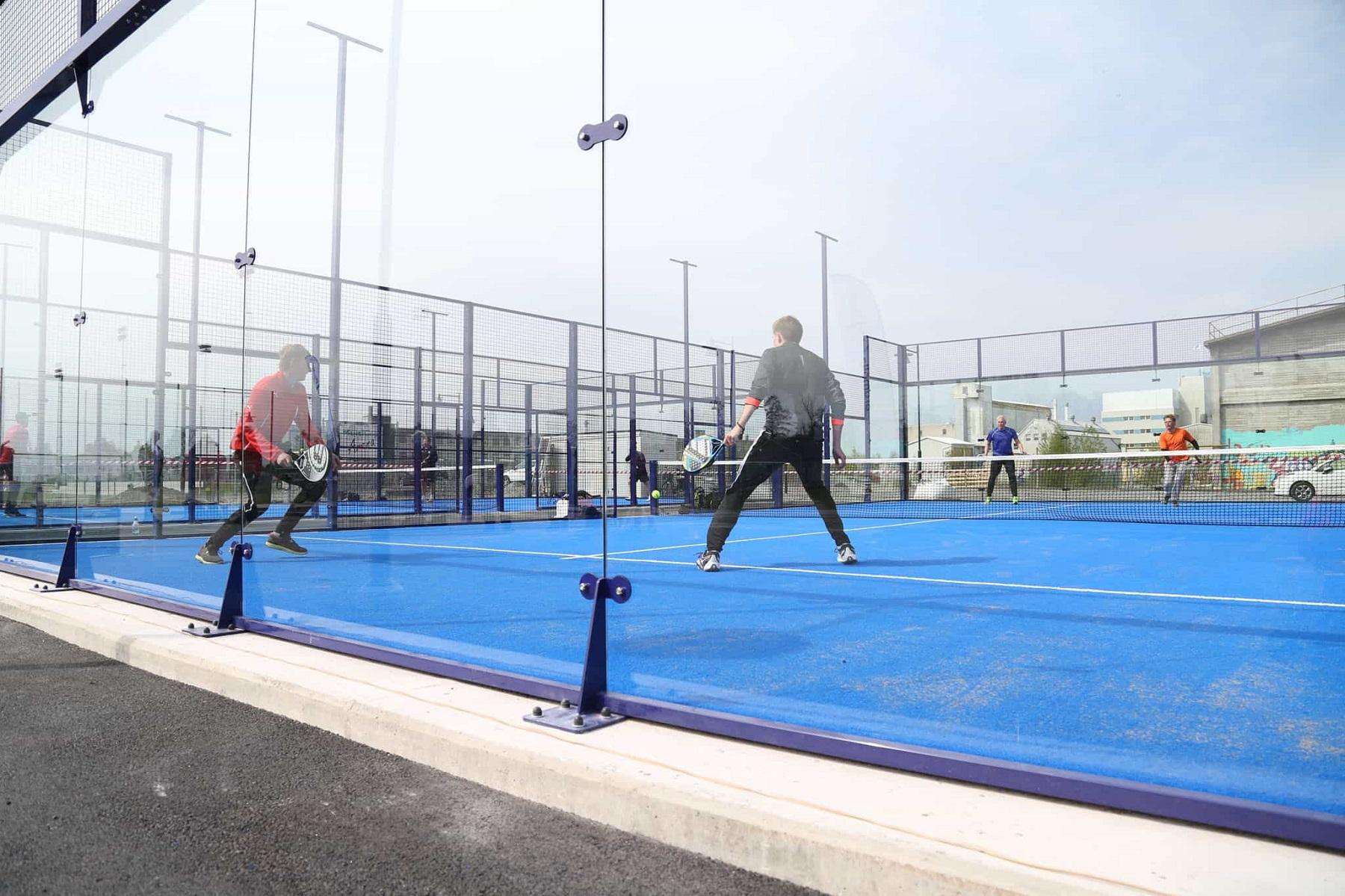 padelbana padel bromölla idrottspark unisport