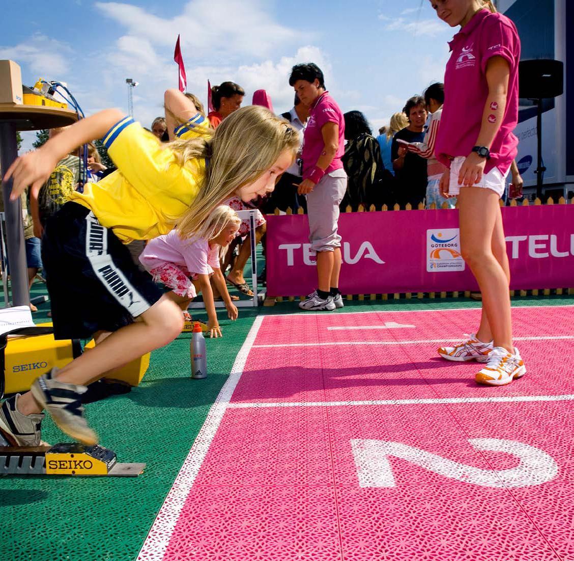 multisportunderlag underlag mulitsport unisport