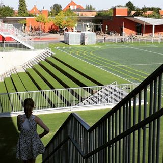 kunstgræs skole multisport unisport