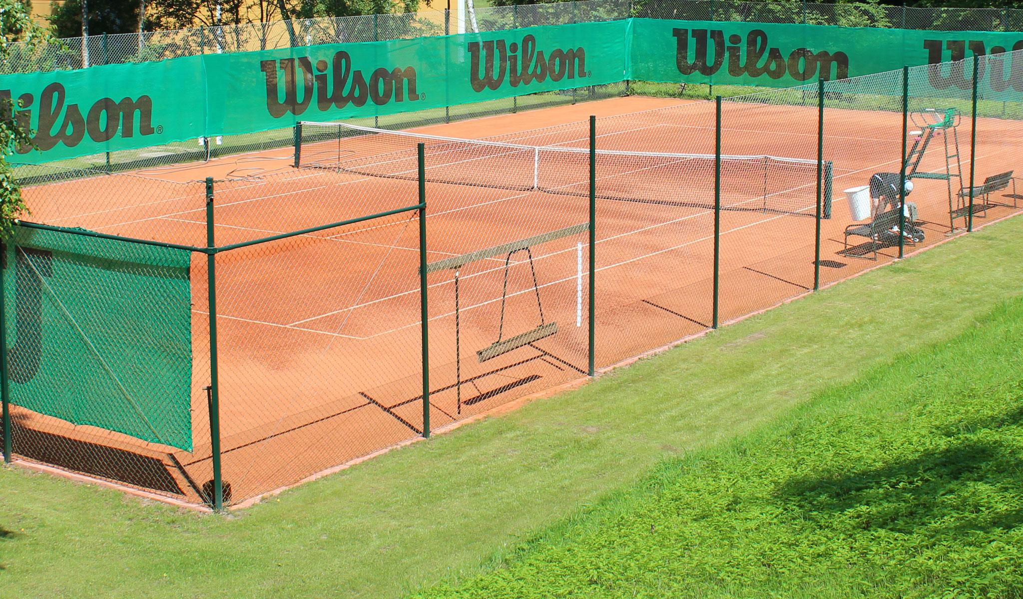 claytech tennisbana tennisunderlag fra unisport