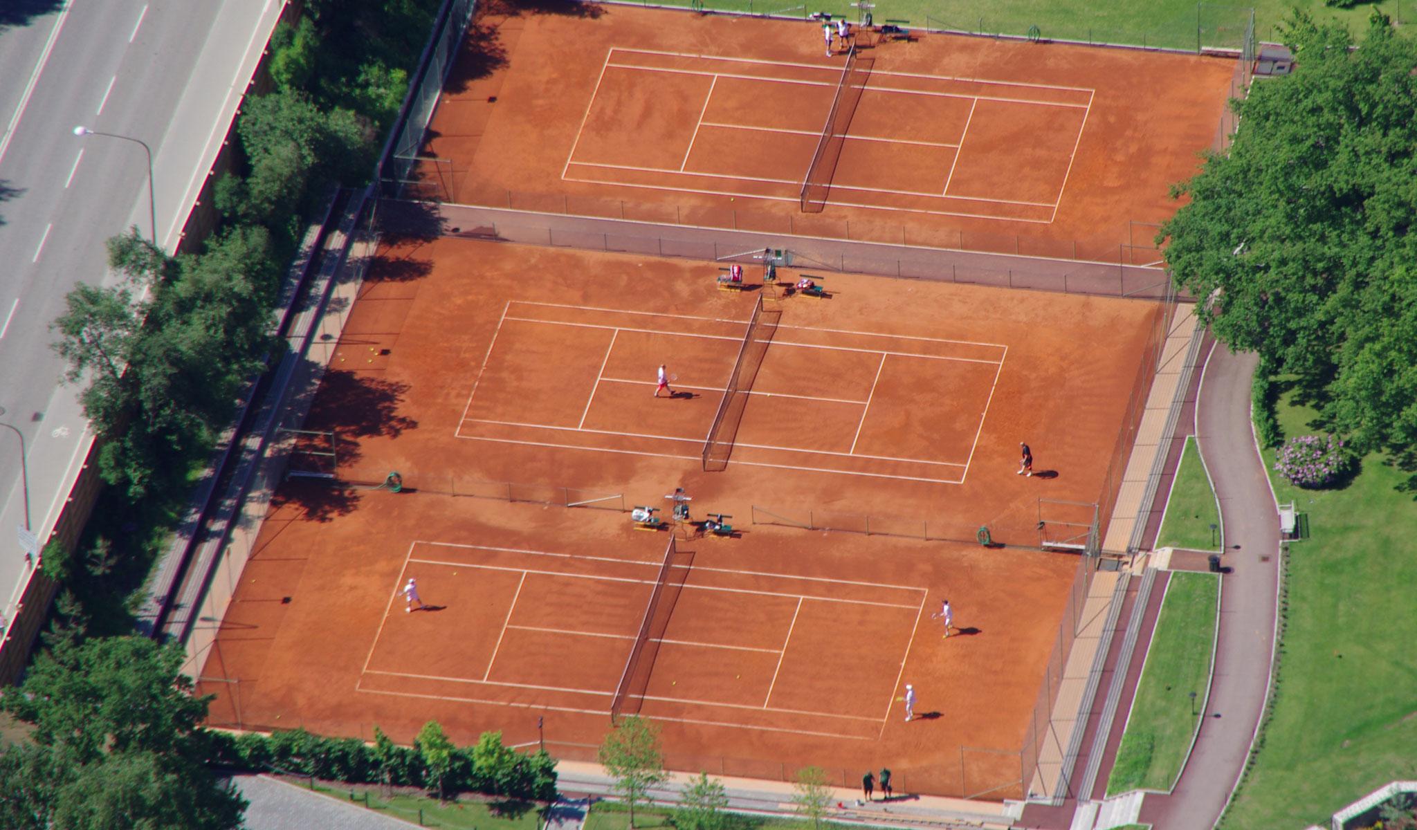 tennis tennisbeläggning tennisbanor tennisunderlag från unisport