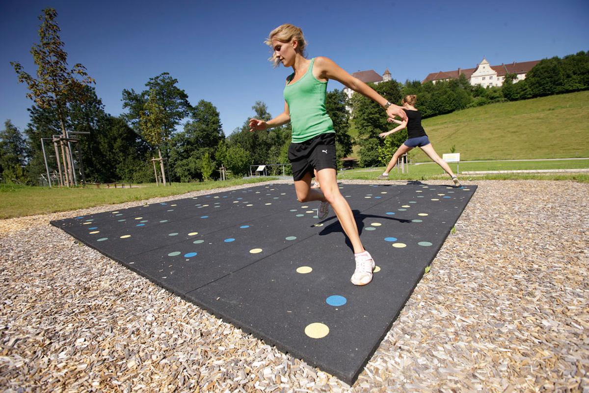 utegym / aktivitetsyta playparc från unisport