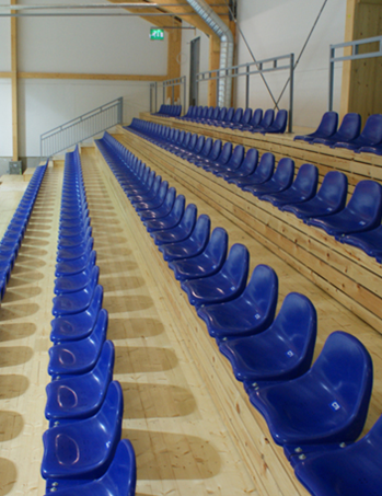 arena seats unisport