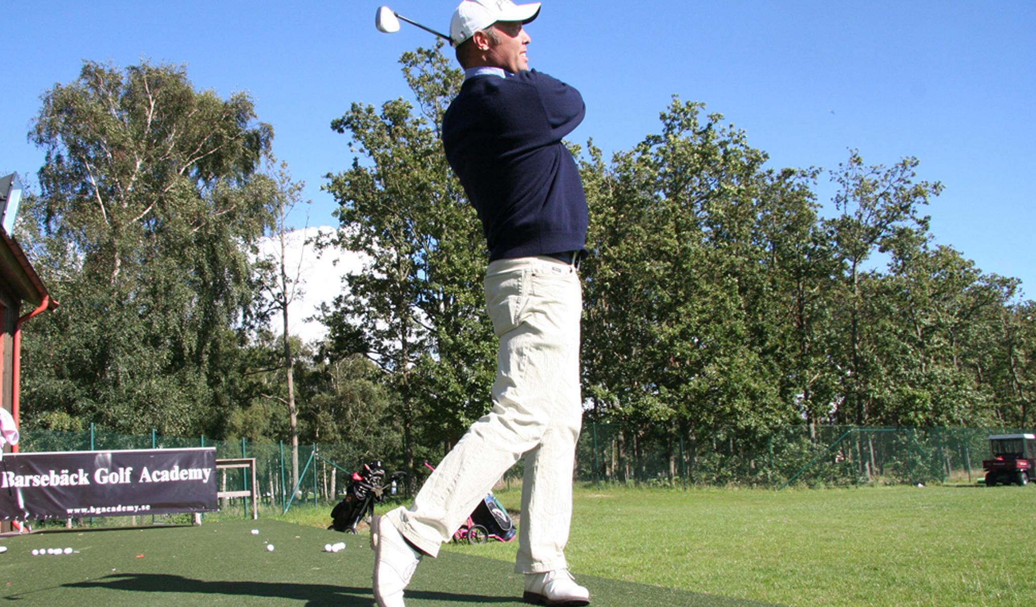 kunstgress til golf golfbane green tee fra unisport