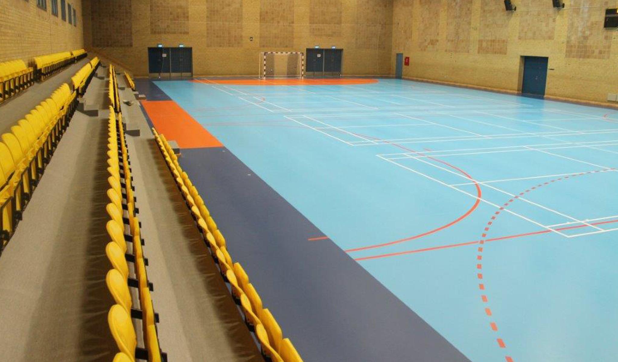 sportsgulv sportsgulve unisport taraflex