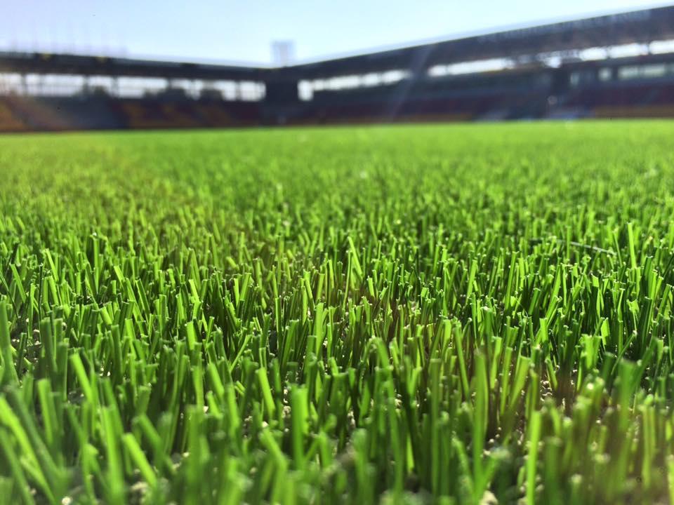 kunstgræs fodbold saltex kunstgræsbane unisport