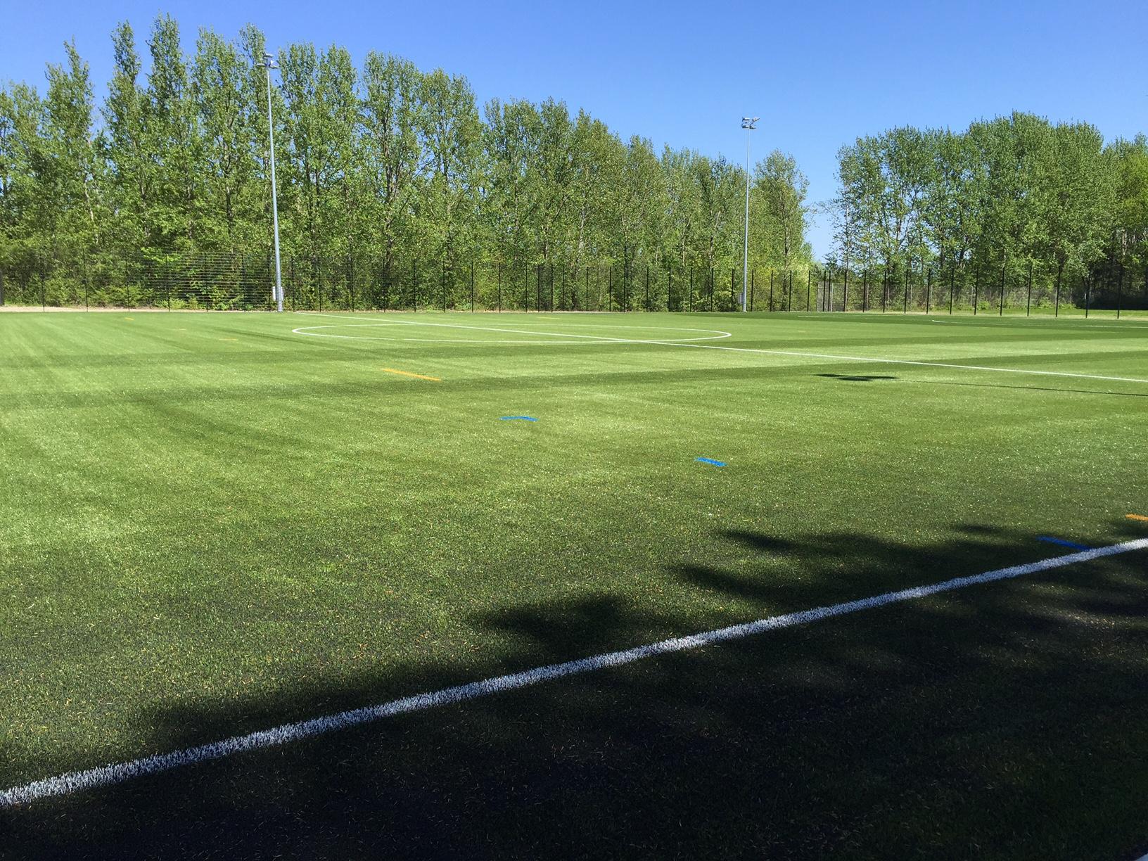 kunstgræs fodbold kunstgræsbane unisport