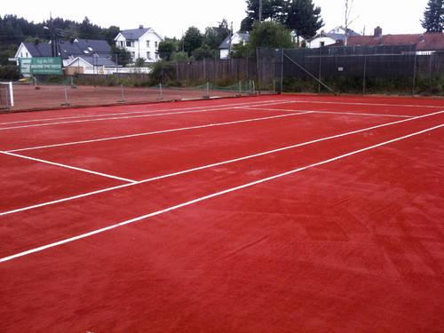 procourt tennisbane tennisunderlag unisport