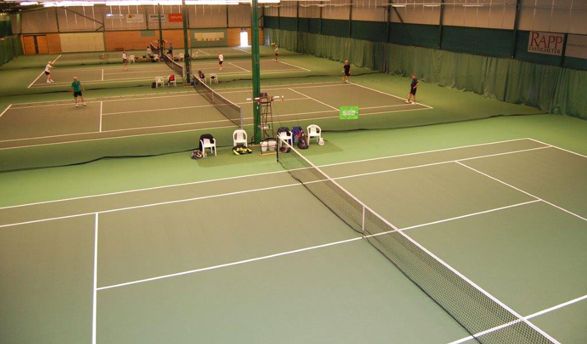 greenset tennisbane tennisunderlag unisport