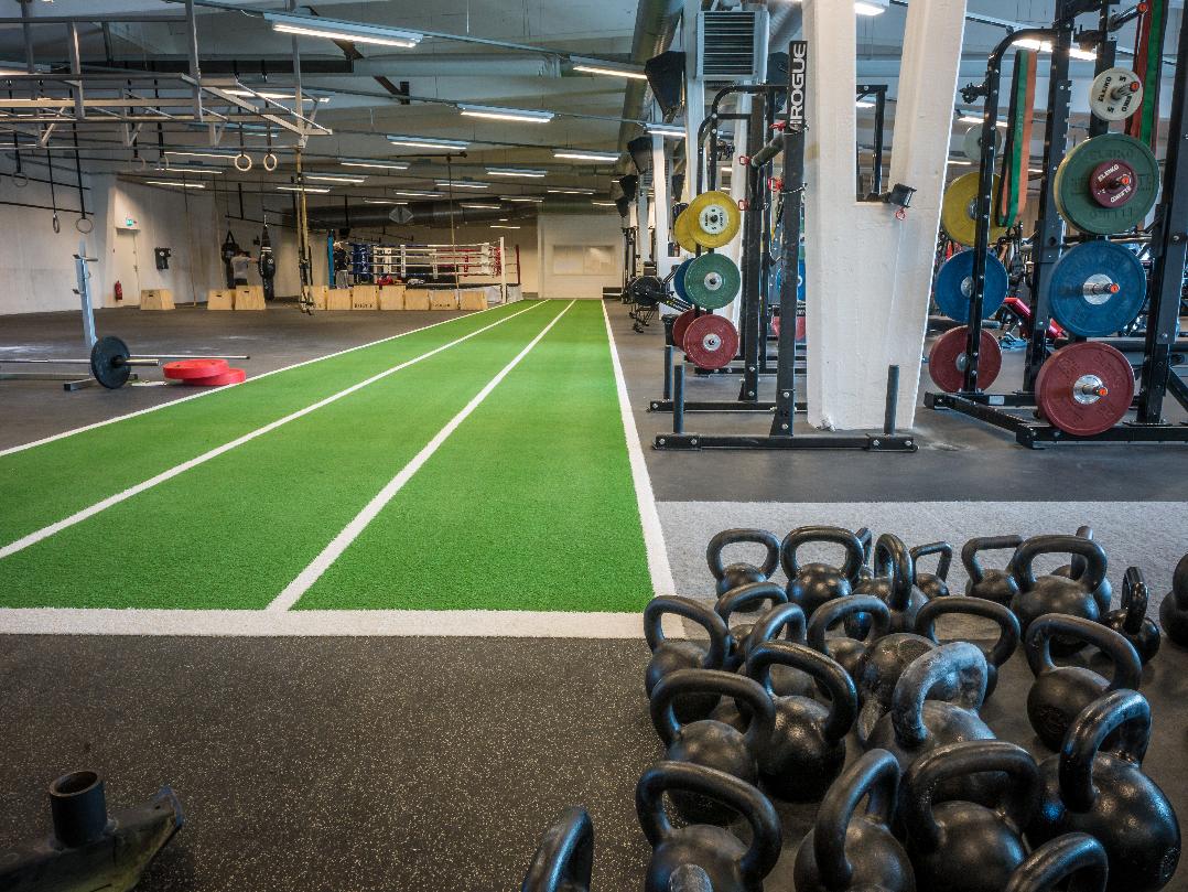 konstgräs gym träningsanläggningar unisport