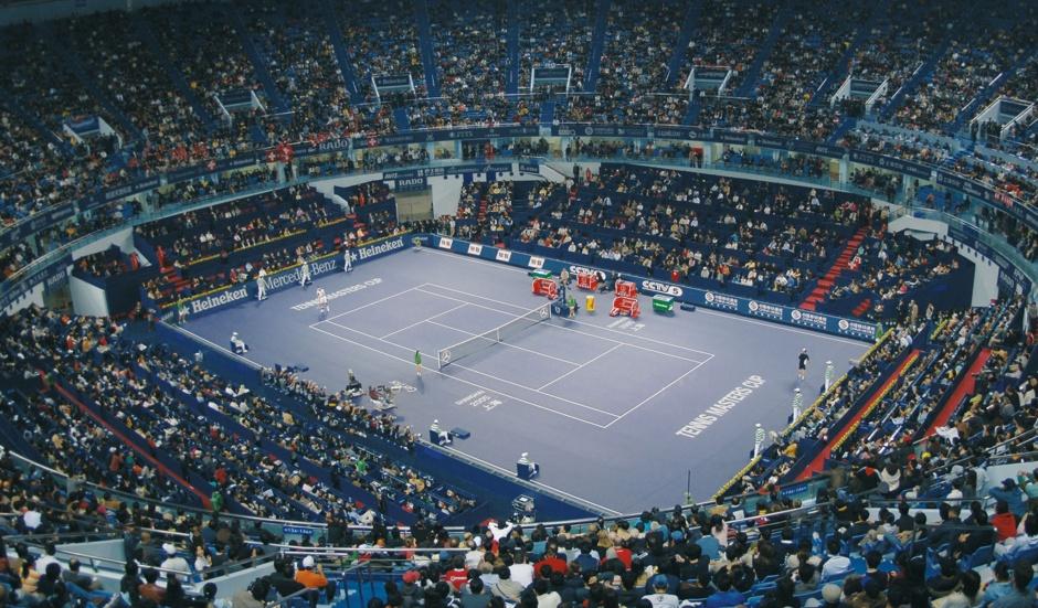 taraflex tennismatte tennisbane tennisunderlag unisport