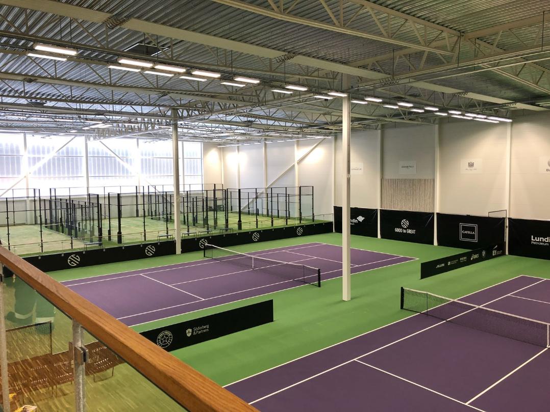 good to great catella arena tennisbanor greenset padel padelbanor unisport