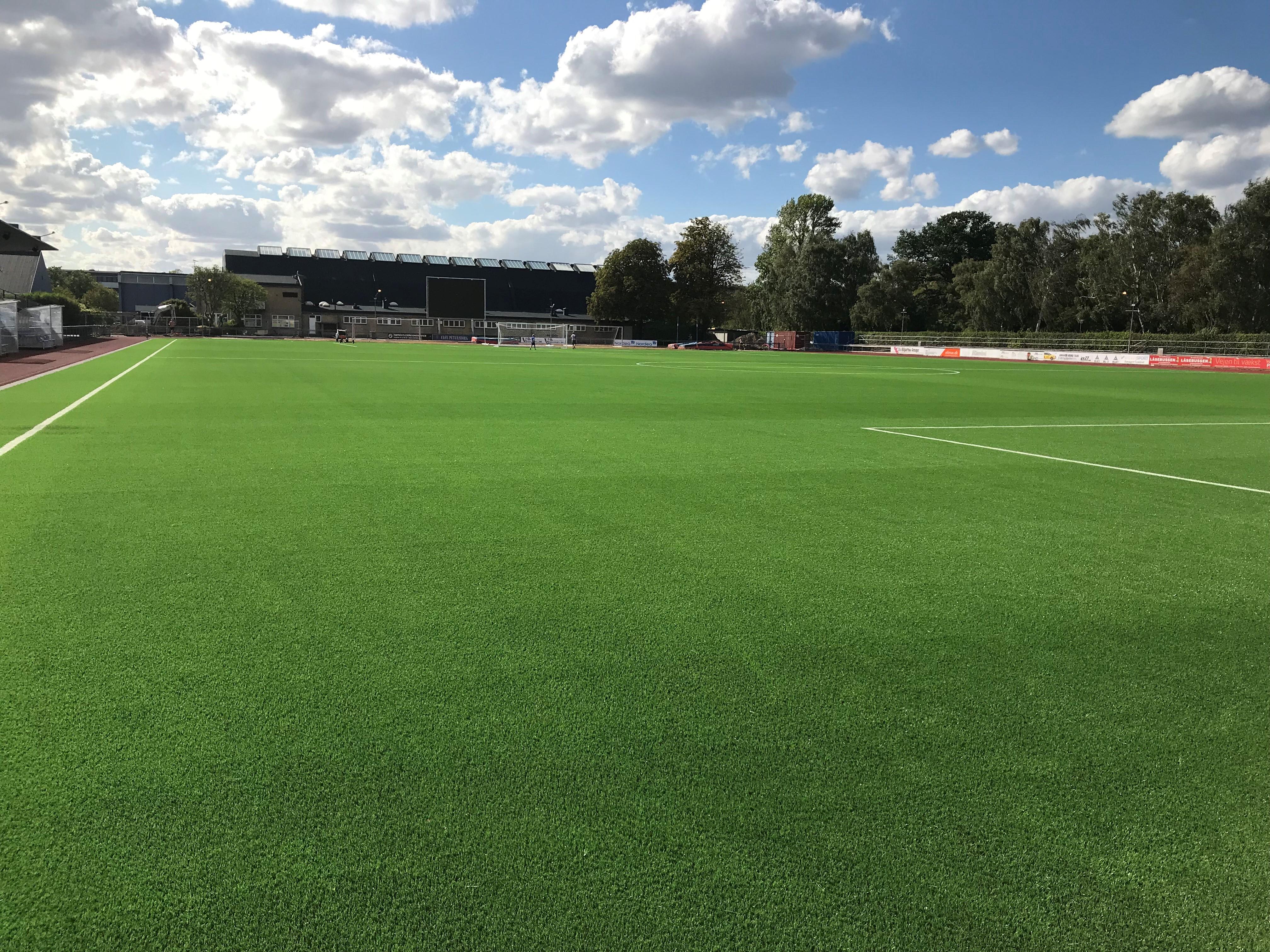 MRTX Ultra kunstgræs på Sundby Idrætspark