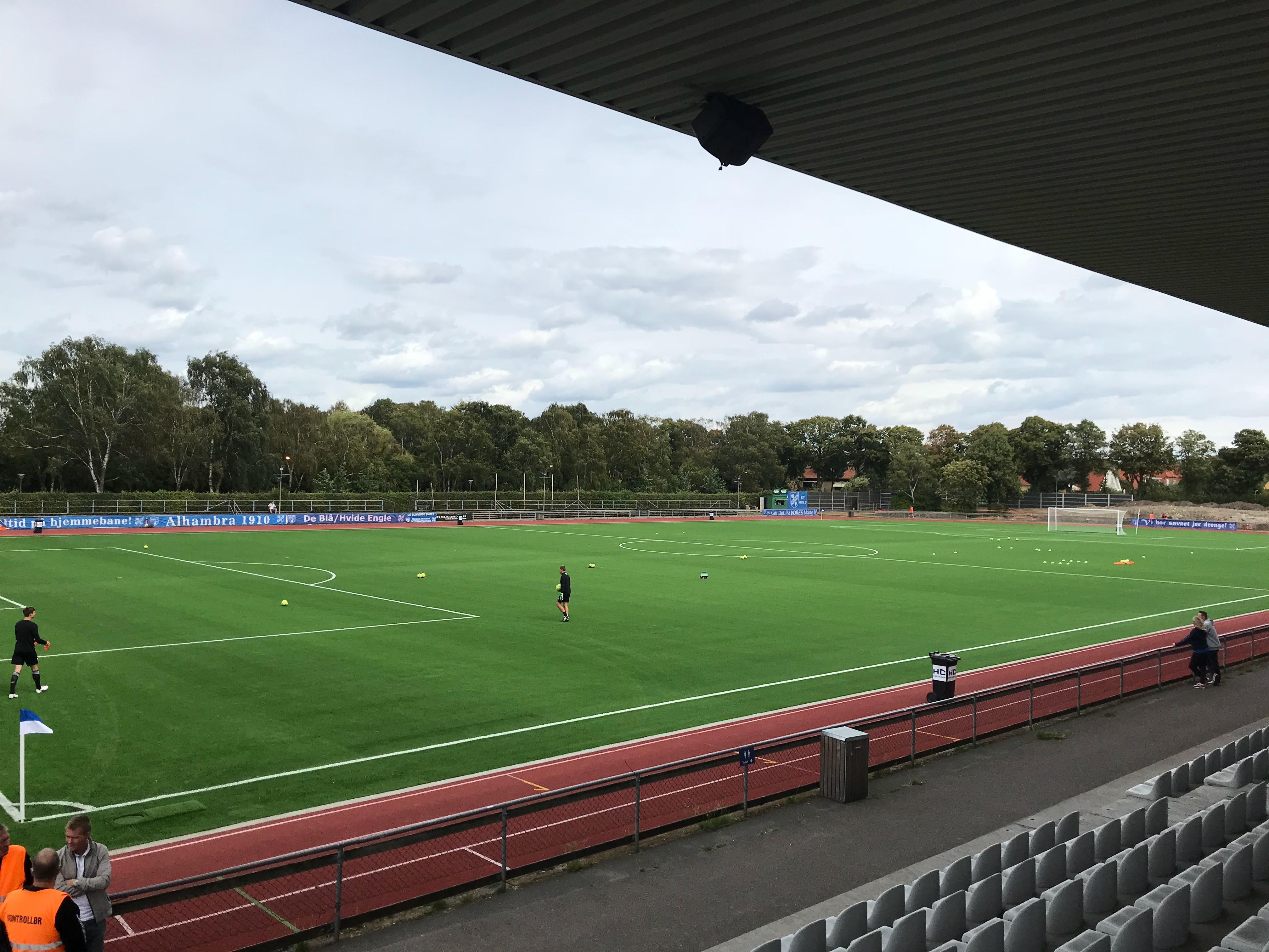 Sundby Idrætspark, Unisport - 4