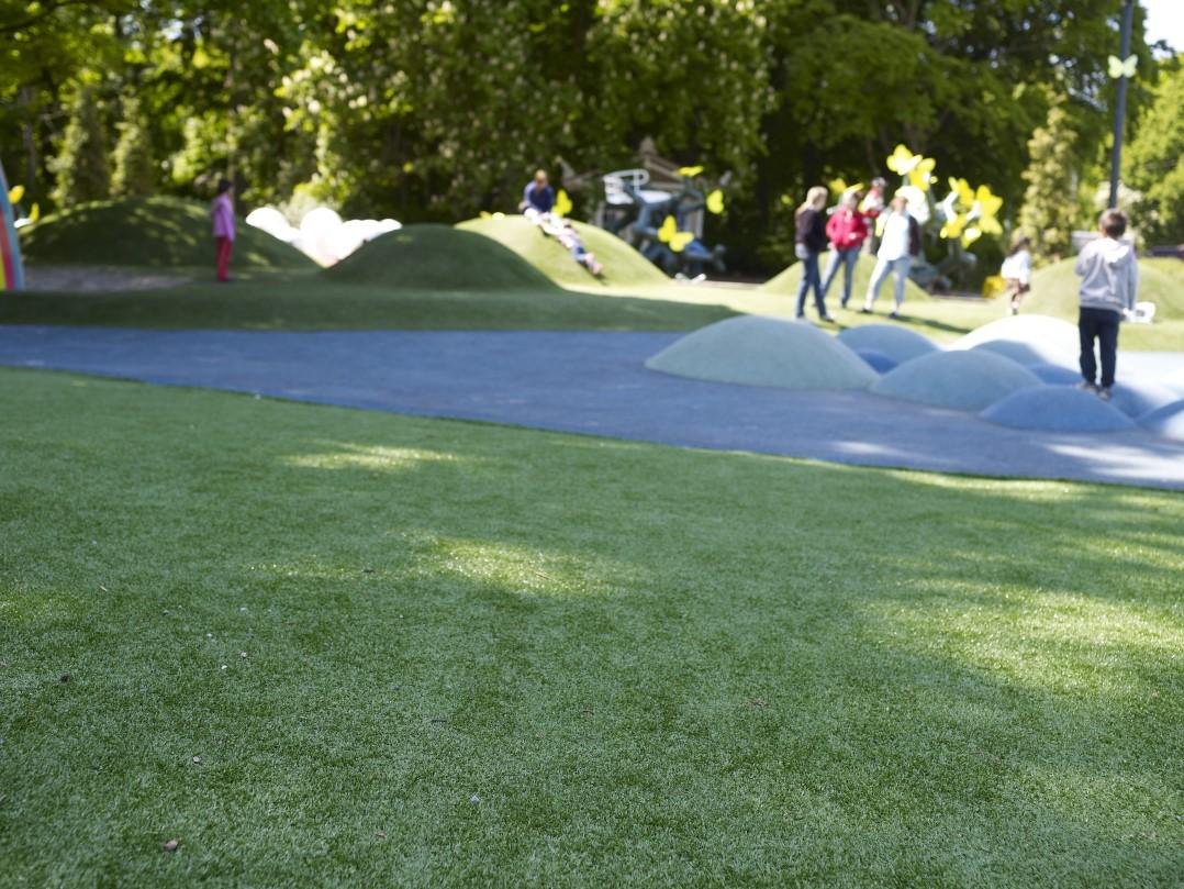 Unisport kunstgræs legepladser