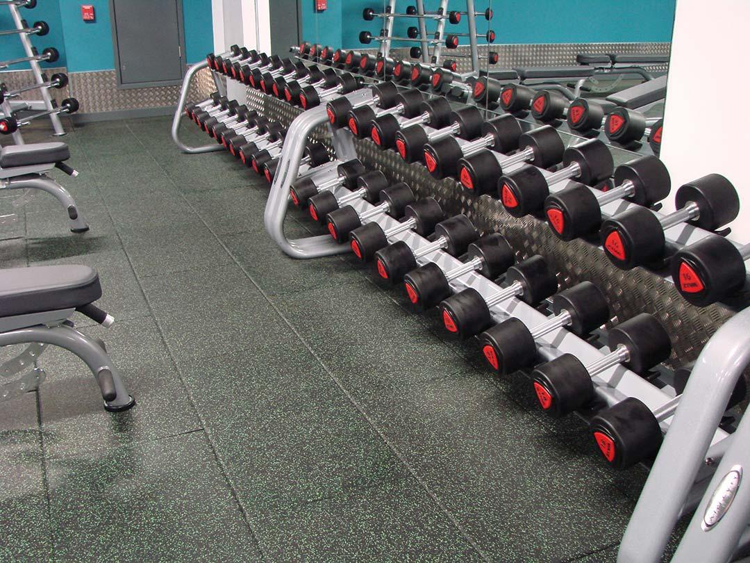 uni style gymmatta matta till gym unisport
