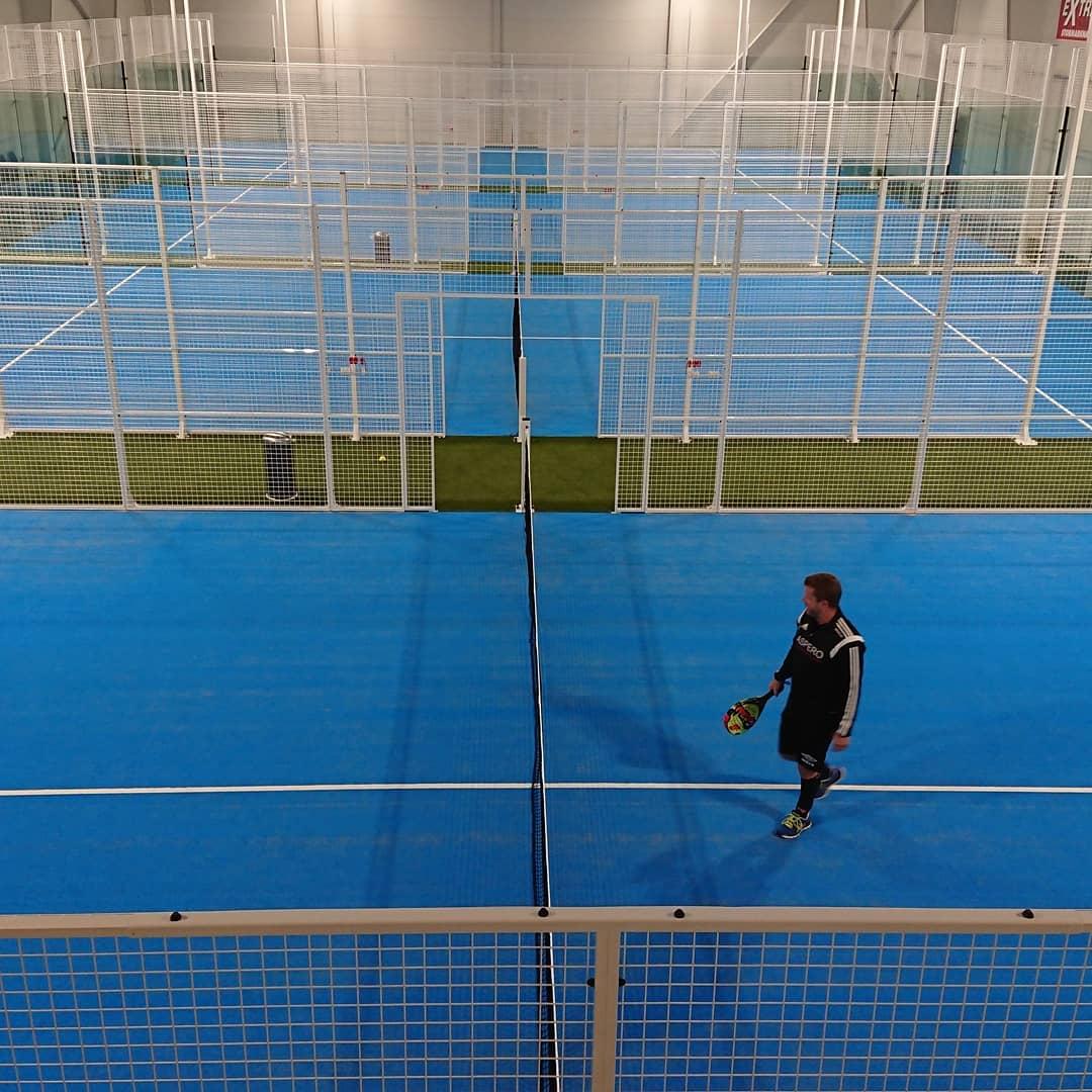 padel padelbana padeltennis padelcourt unisport