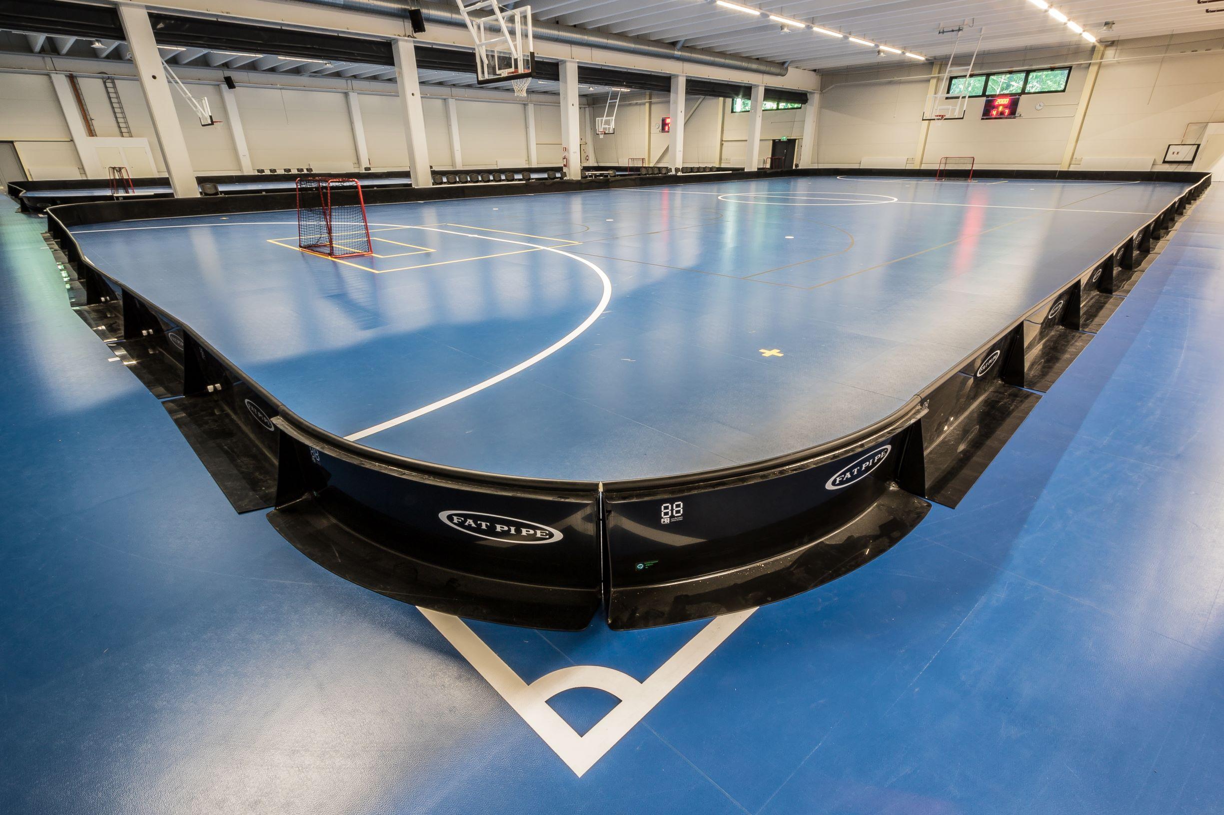 Unisport urheilulattia salibandy Kauppi Sports Center