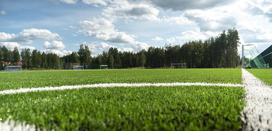 Tekonurmi, jalkapallotekonurmi, pesäpallotekonurmi, jalkapallokenttä, Unisport, Saltex