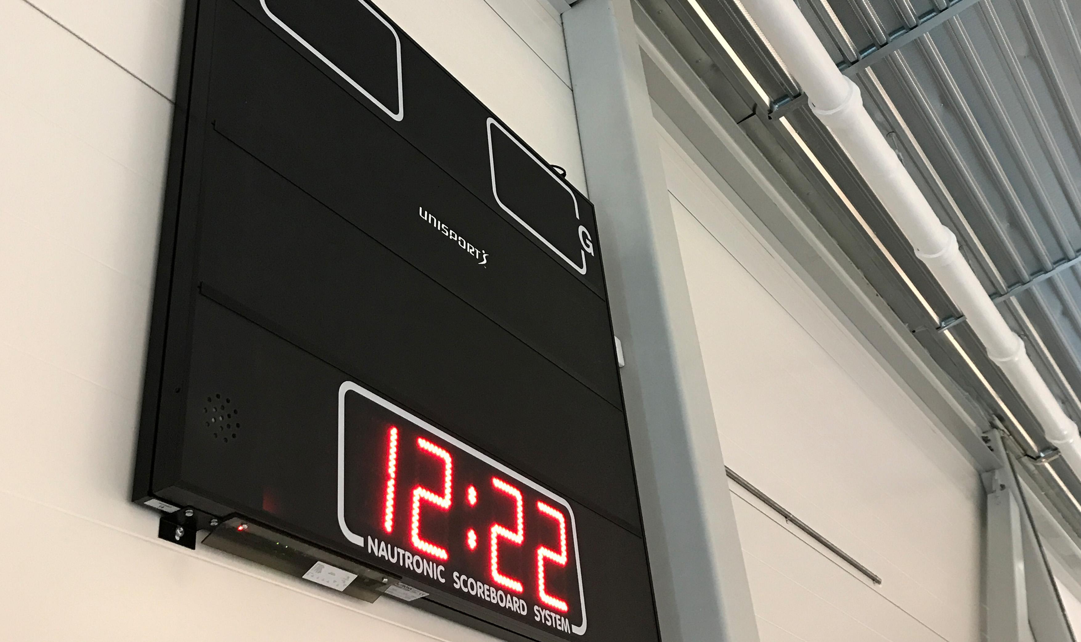 poengtavle scoreboard unisport