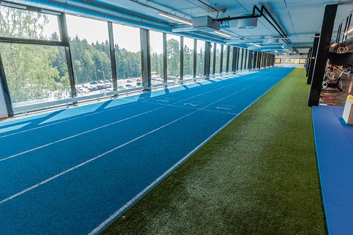 Saltex Verdana -tekonurmi Kauppi Sports Center, Tampere