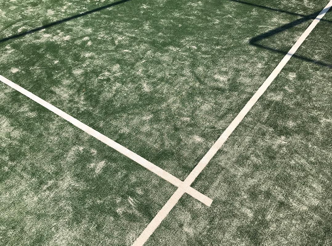 padel padelbane padeltennis unisport