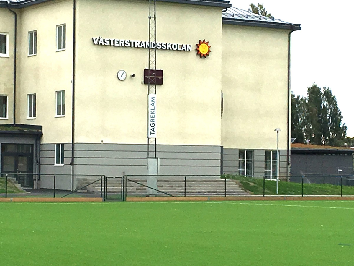 saltex biofill ifyllnadsgranulat västerstrands ip fotbollsplaner miljövänligt unisport