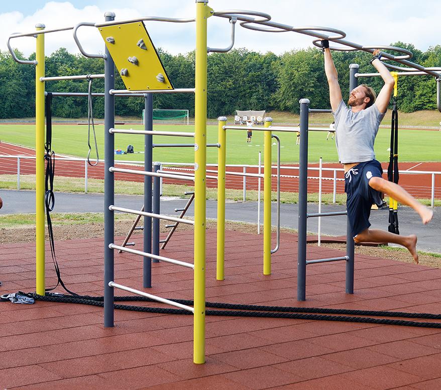 euroflex unisport