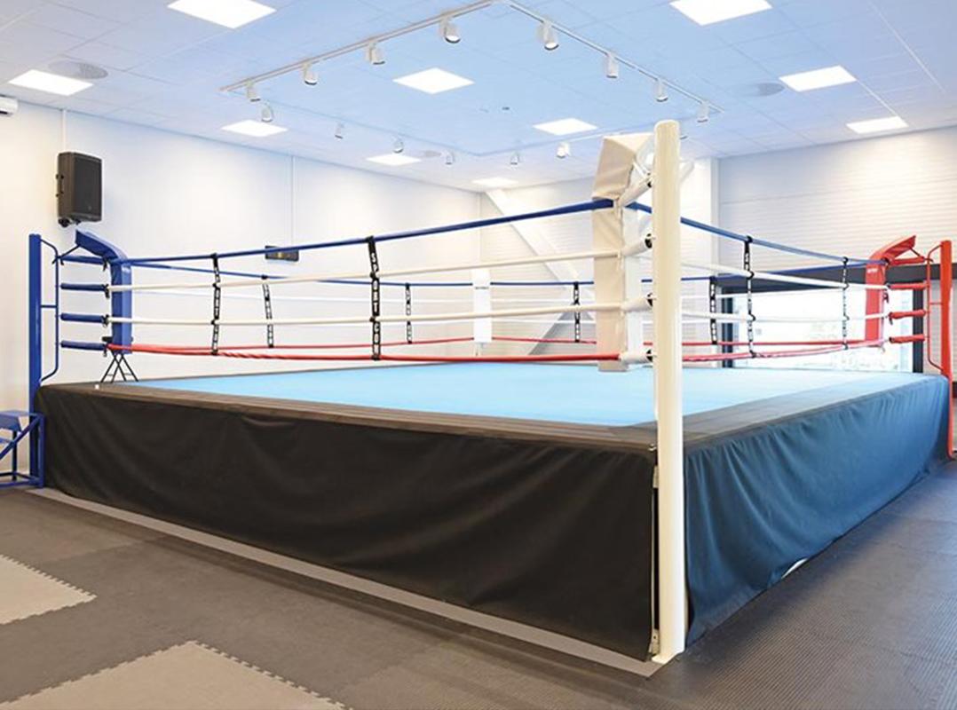 boksering i internasjonal størrelse fra unisport