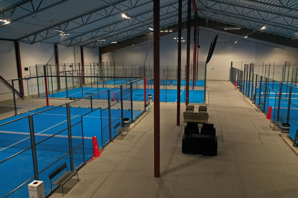adidas padelbana & unisport padel arena frihamnen