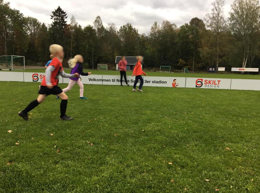 3v3 fotball 3 mot 3 fotballvant vant 3er treerfotball unisport
