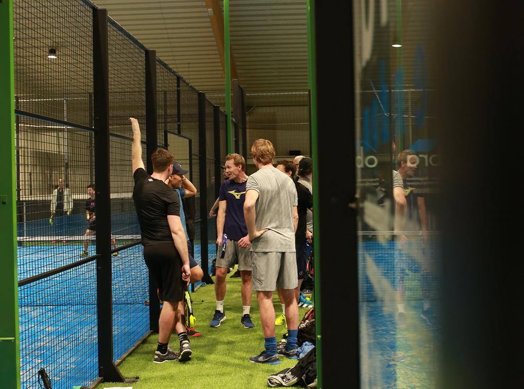 actionball stavanger padel unisport