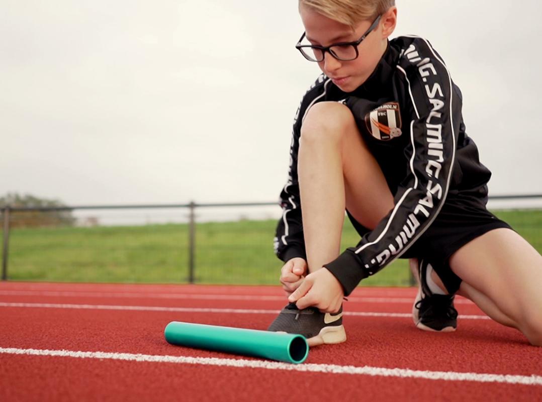 Friidrett i skolen unisport aktivitet for barn