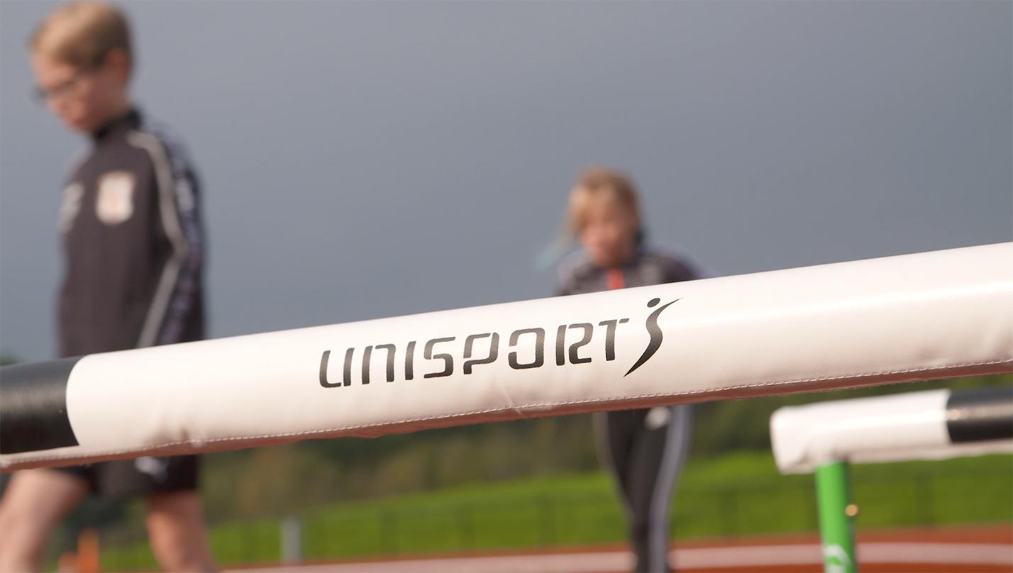 friidrott unisport allvädersbeläggning