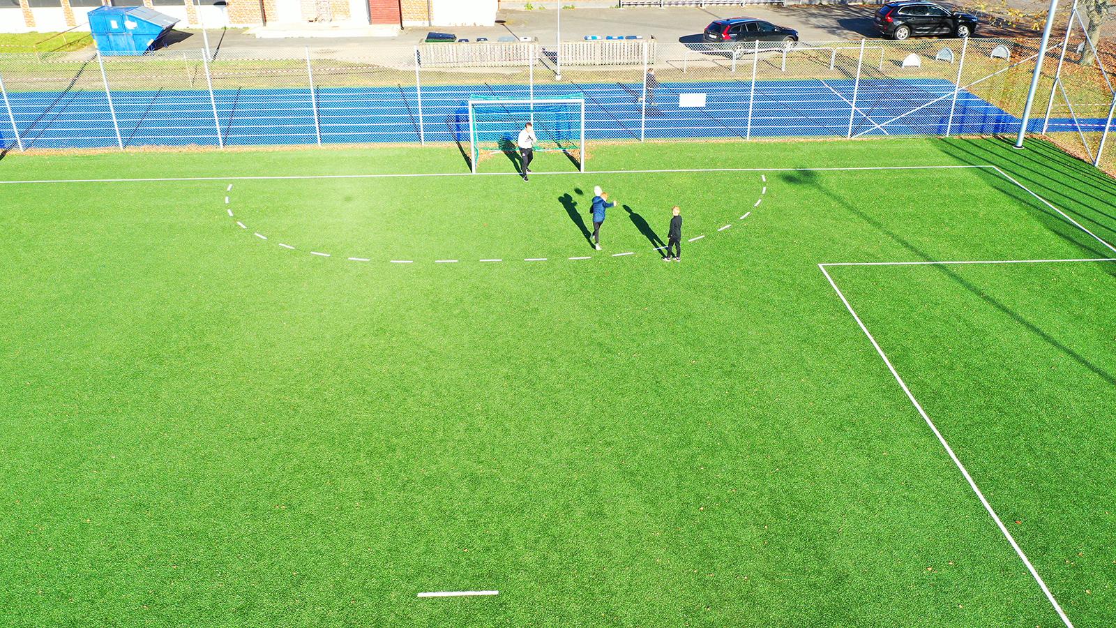 degeberga utemiljö aktivitetsområde unisport