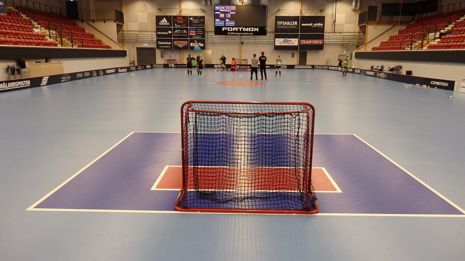 fortnox arena sportgolv unisport