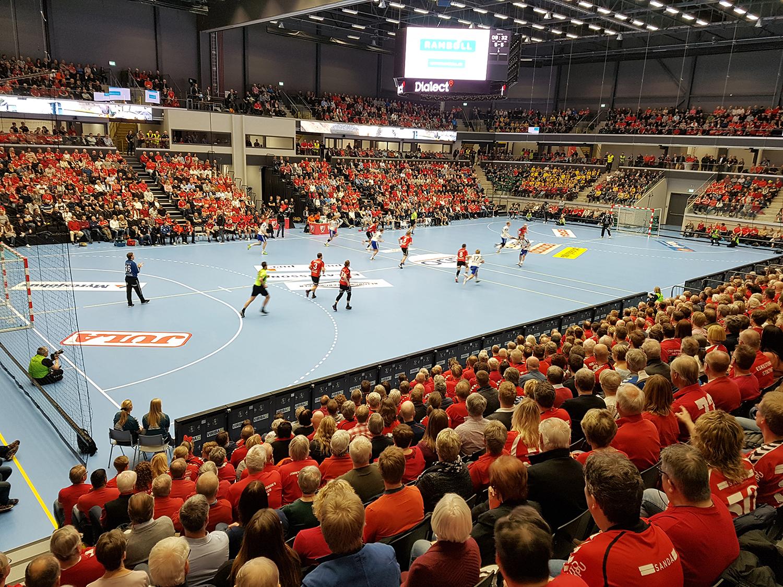 stiga arena eskilstuna sportgolv från unisport