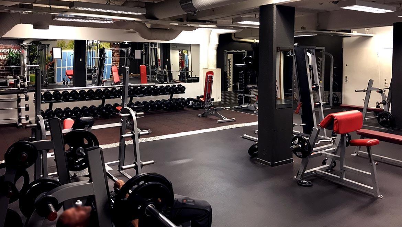 gymgolv gymmattor konstgräs nordic wellness unisport