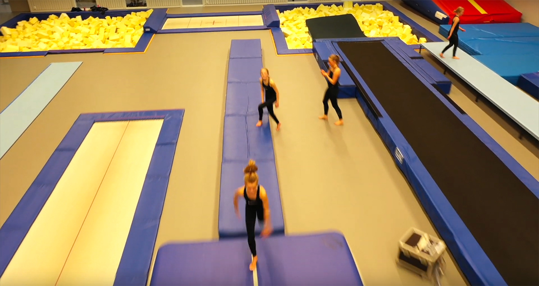unisport lingvallen gymnastik