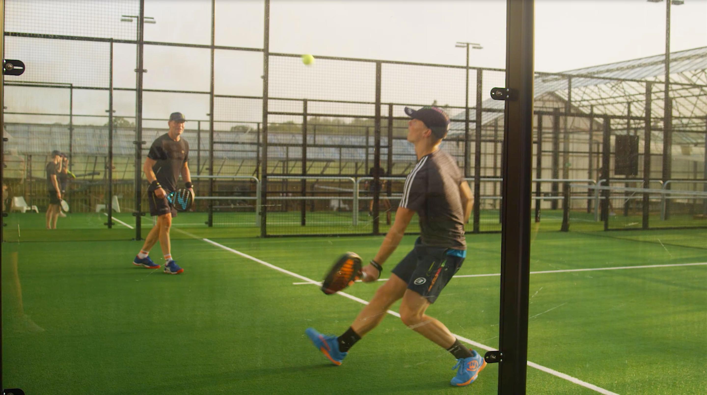 padelbanor kungsbacka padel club padel unisport