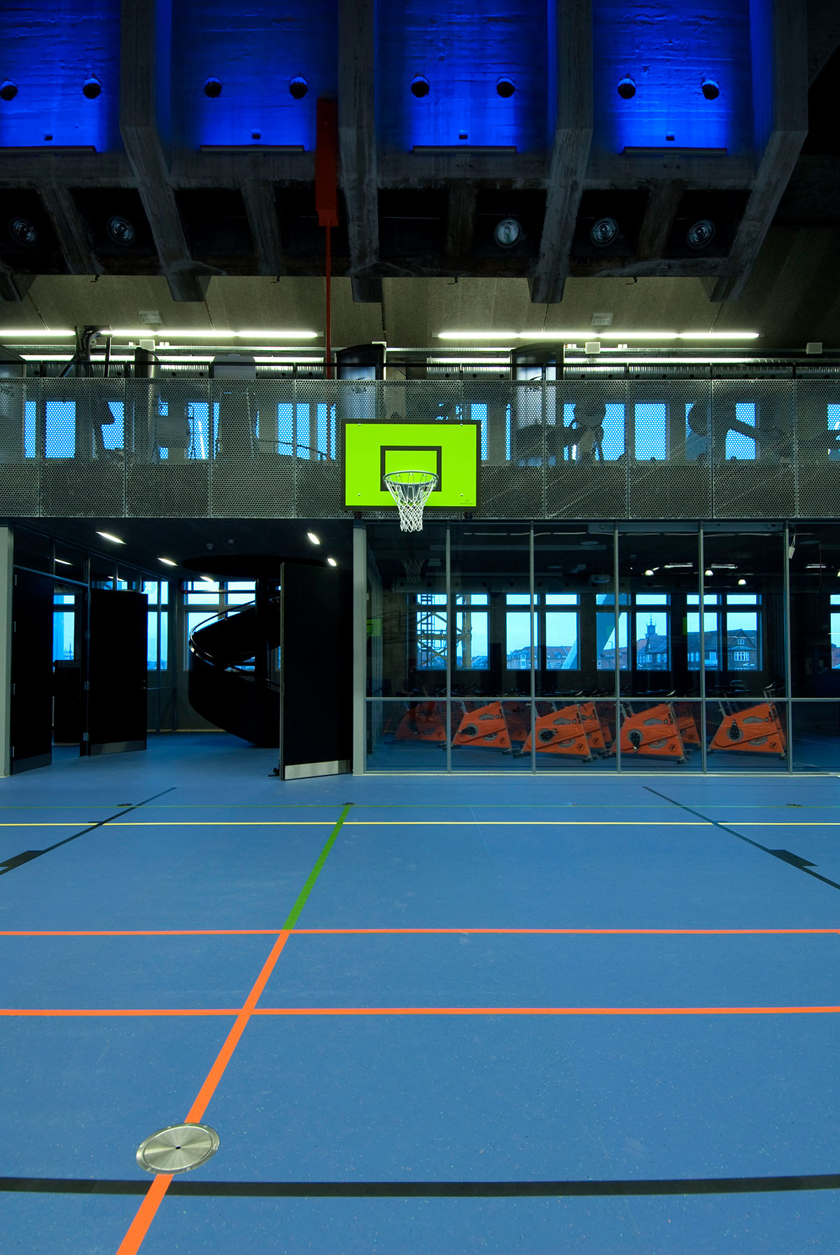 Unisport - basketball stativer