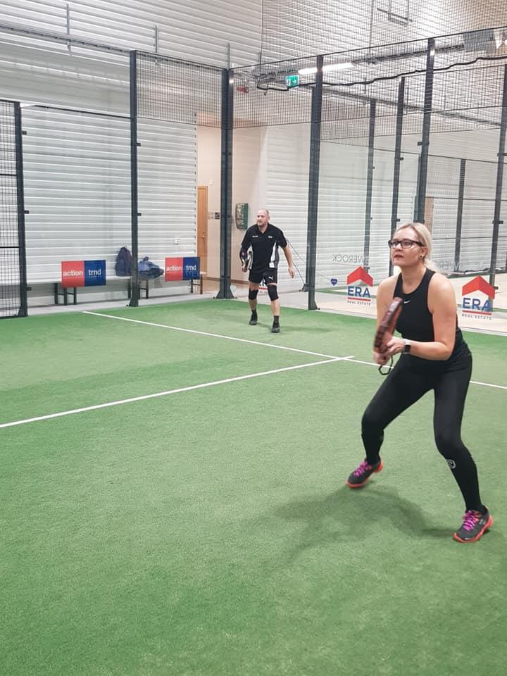 padel of sweden, padelbanor, padel, unisport