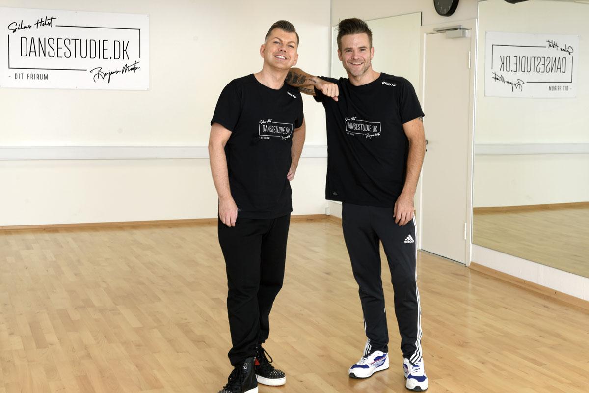 Dansestudie.dk urheilulattia Unisport